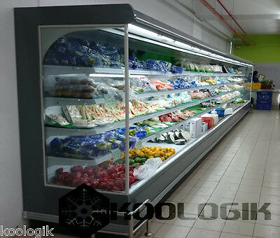 Refrigerated Display Cabinets - Multi Deck - Remote