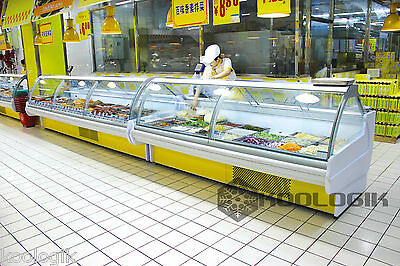 Refrigerated Display Cabinets - Deli Display Type - Remote