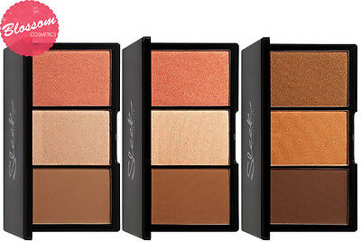 Sleek Makeup Face Form Contour and Highlighter Palette Pressed Powder Bronzer
