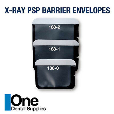 Dental X-Ray PSP Barrier Envelopes No 2   1500 pieces