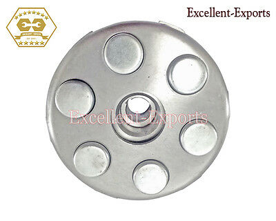 Vespa PX125 PX150 T5 Clutch Assembly 21 Teeth 6 Spring New P4057