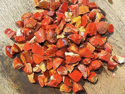 3000 Carat Lots of Chestnut Jasper Rough - Plus a FREE Faceted Gemstone