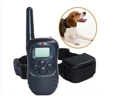 Pet Trainer Remote Electronic Shock Vibration Remote Control Dog Training Collar