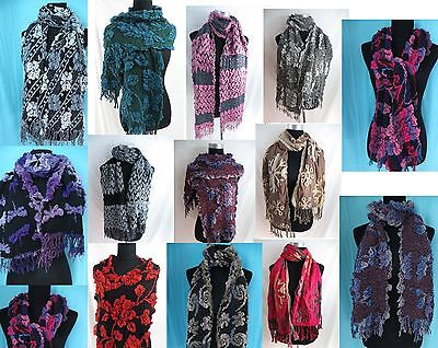 wholesale winter scarf 10 Long Soft Shawl Wrap scarf Stole Winter Fall Warm