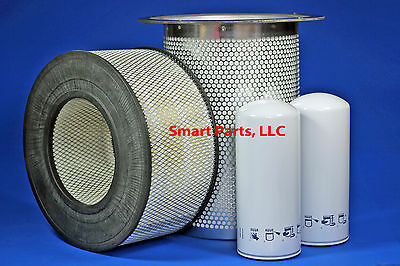 "Ingersoll Rand EPE-125-2S thru EPE-200-2S  Filter Kit : s/n beginning with ""EE"""