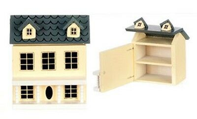 Traditional Looking Dollhouse for the Dollhouse