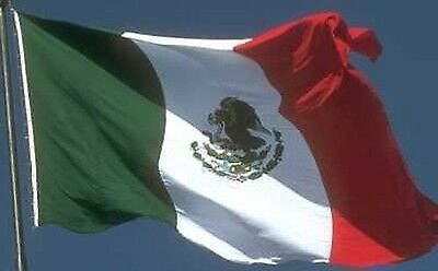 GIANT FLAG OF MEXICO MEXICAN Bandera de México
