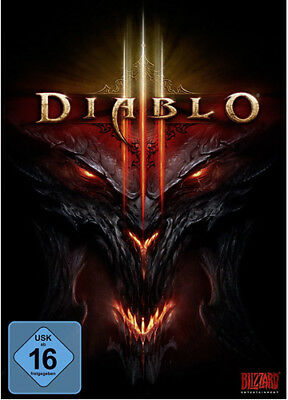 DIABLO 3 D3 CD Key *NEU aus DE* PC Battlenet Download Code EU
