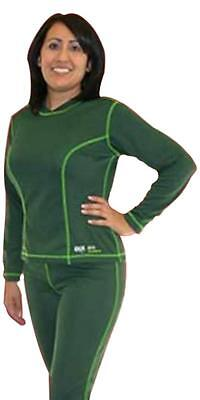 DUI Polartec EcoDiveWear Women's Bottoms Scuba Drysuit Undergarment- Medium
