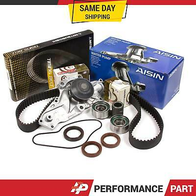 Timing Belt Kit + AISIN Water Pump for Honda Odyssey Acura MDX RL J30A J32A J35A