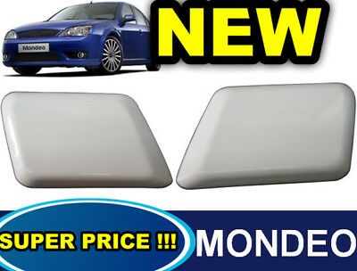 Headlamp Headlight Washer Jet Cover Ford Mondeo Mk3 Mkiii Right Rh (00-07) - New