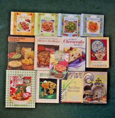19 Heirloom Cook Books