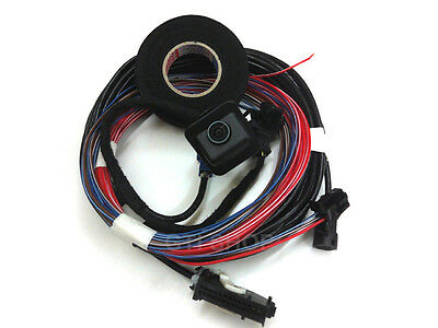 VW Scirocco Genuine OEM Rear View Camera Kit for RNS315 RNS510