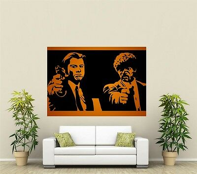 Pulp Fiction Giant 1 Piece  Wall Art Poster TVF170