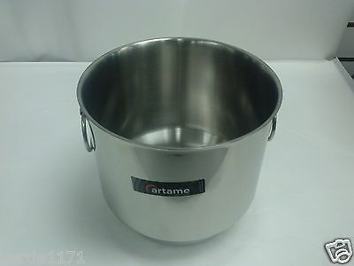 Portuguese 18/10 Stainless Steel Ice Bucket