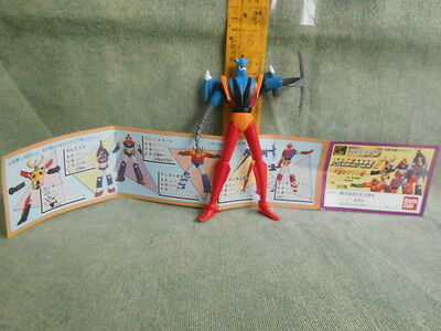 Getter Robo   Robot    Action Figure Gashapon