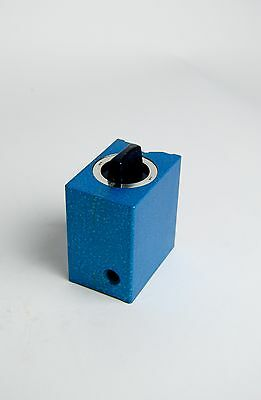 MAGNETIC PRISMATIC BASE Size: 2+ x 1 13/16 x 2+, Magnetic Pull:155 lbs. - #14737