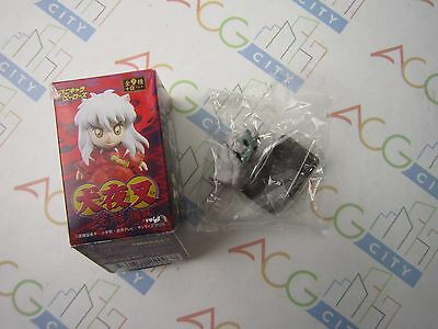 Inuyasha Final Anime Heroes Mini Big Head Vol.1 Naraku Figure Gashapon Charazo