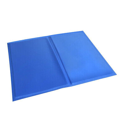 Non Toxic Dog Cat Cool Gel Mat Summer Bed Cooling Dog Bed Pad 5 Size