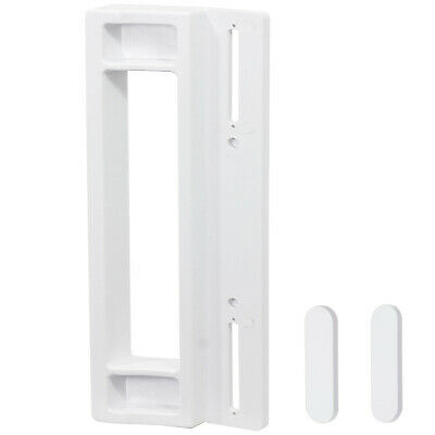 Universal Fridge Freezer Refrigerator Door Grab Handle White 191mm