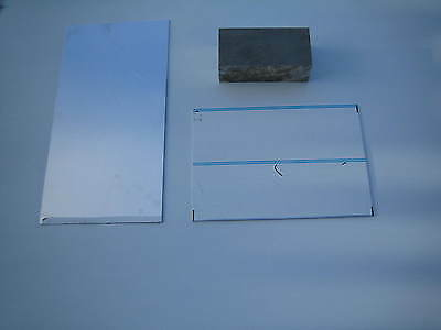 Aluminium Plain Plate & Sheet various thicknesses and sizes available
