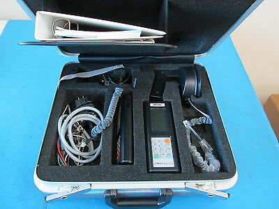 Philips PM5639 Color Analyzer With HP 10441A Probe