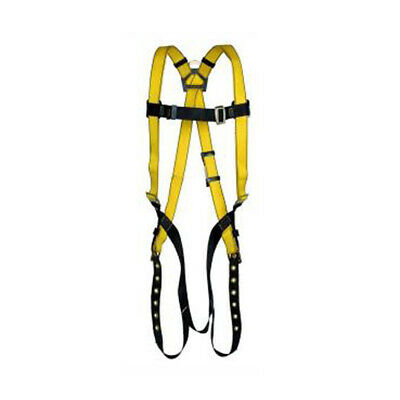 MSA Workman Confined Space & Fall Arrest Safety Harness (SIZE LARGE)