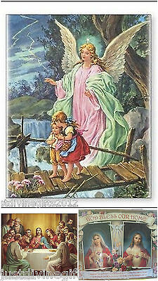Canvas Picture VARIOUS TITLES Religious Catholic / Christian Gift