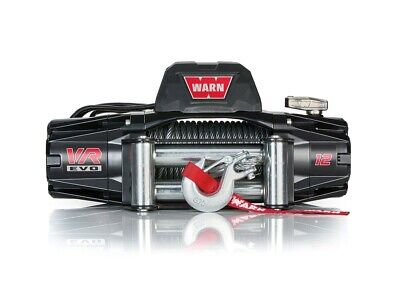 Warn Tabor 12K winch with steel cable [12K-88400]