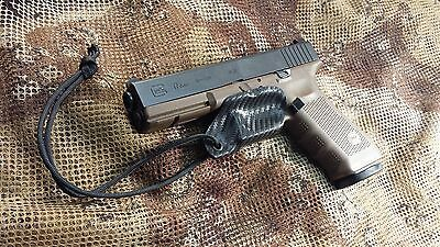 Gunner's Custom Holsters Trigger Guard holster fits Glock IWB kydex pistol