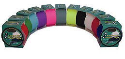 4.5mx50 Self Adhesive Ripstop  Repair Tape for Tents, Awnings Kites Sails RED