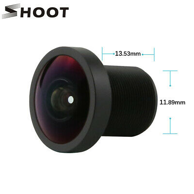 Replace Lens 170° Degree Wide Angle for Gopro Hero 3 2 1 SJ4000 Camera