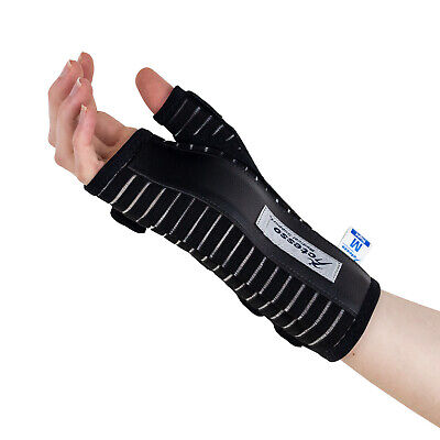 Breathable Carpel Tunnel Wrist Support Splint : Injury Sprains Pain Protection