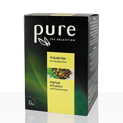 PURE Tea Selection Kräutertee 25 Beutel Tee, Tchibo