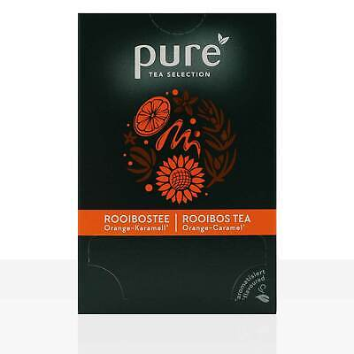 PURE Tea Selection Rooibos Orange & Karamell 25 x 3g Tee