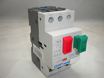 Manual Motor Starter Protection Relay 2.5-4A  Ns8-25-4