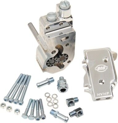 S S Cycle HVHP (High Volume High-Pressure) Oil Pump Kit Only 31-6209* 49-7793