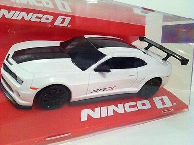 NINCO 1 Chevrolet Camaro SSX 55034 White NEW & BOXED Special Offer