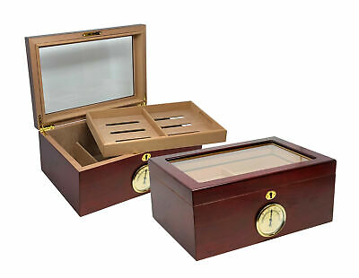 Prestige Import Group THE Berkeley Cigar Humidor