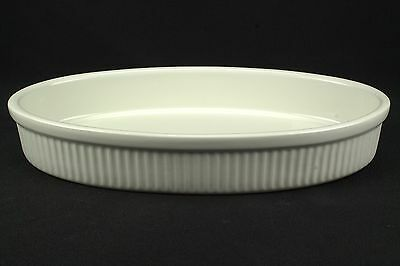 RARE Johnson Brothers Athena Oval Baker 12''