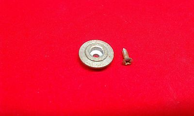 VINTAGE 1960's USA FENDER PRECISION JAZZ BASS GUITAR STRING TREE RETAINER