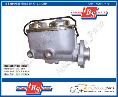IBS Brake Master Cylinder with MVAC for HOLDEN HZ Statesman & Caprice V8