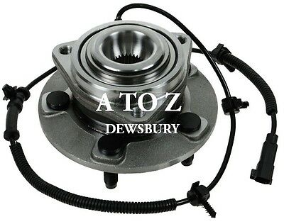 Jeep Grand Cherokee Commander Crd 2005-2010 Front Wheel Bearing Hub Assembly Kit