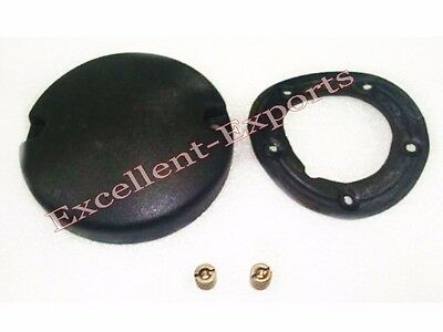 Vespa PX125 P150X LML Cap Rubber Gasket Float Unit Brass Nut Free Shipping