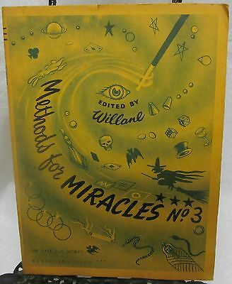 Methods for Miracles No. 3