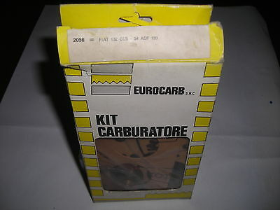 Kit Carburatore Completo Fiat 132 Gls Rif.2056