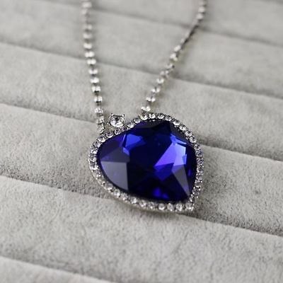 High Quality Titanic the heart of ocean necklace