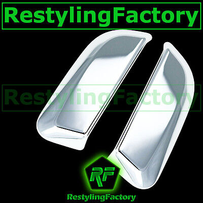Triple Chrome plated ABS Mirror Cover a pair for 05-12 Nissan PATHFINDER