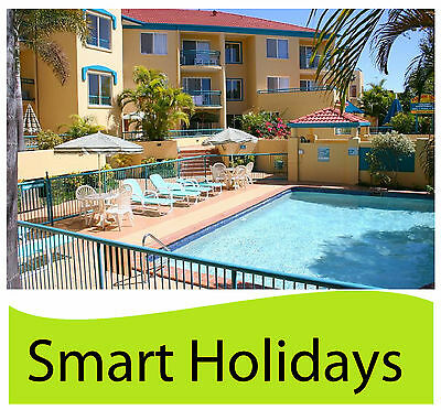 QLD Gold Coast Holiday Accommodation 5 Nights 2PPL $350 Discount Holiday Voucher