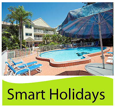 Queensland Gold Coast Accommodation Holiday Surfers Paradise 5 Nights 4 PPL $450